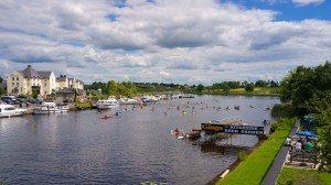 View of Carrick on Shannon