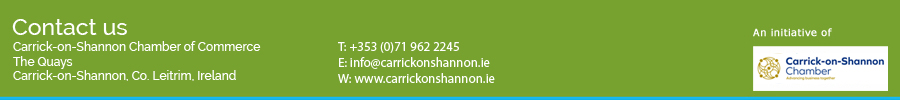 Contact Carrick on Shannon Chamber of Commerce