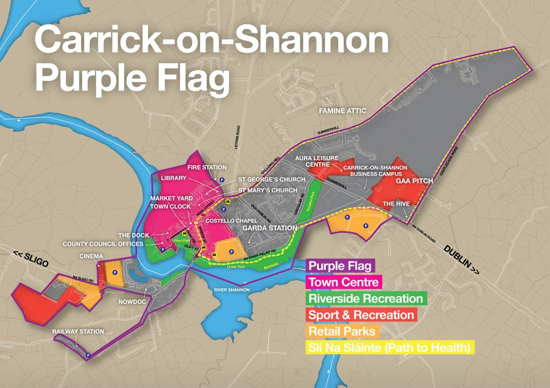 Purple Flag Application Carrick on Shannon Chamnber