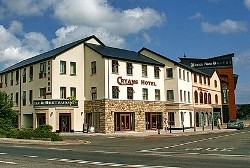 Cryans Hotel on the Quay